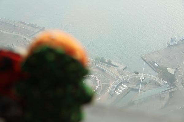 2010.3 高雄 85大樓觀景台