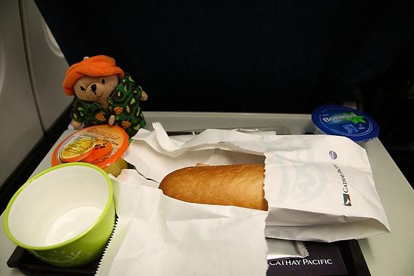 仍然是很虛的飛機餐