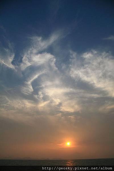2011.4.25 東平洲閒遊 - 吐露夕陽