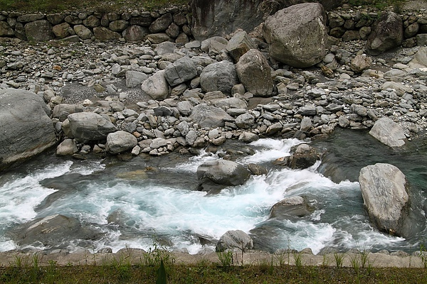 富源國家森林遊樂區蝴蝶谷 - 富源溪水