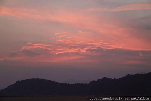 2011.4.25 東平洲閒遊 - 吐露黃昏