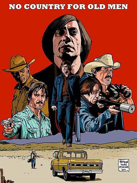 No Country For Old Men MalevolentNate