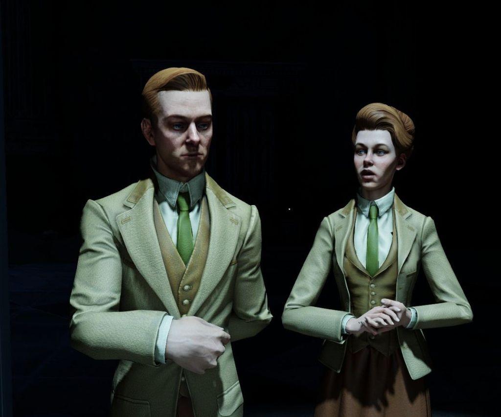 Robert & Rosaline
