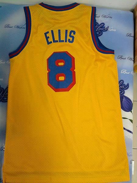 Monta Ellis 背面