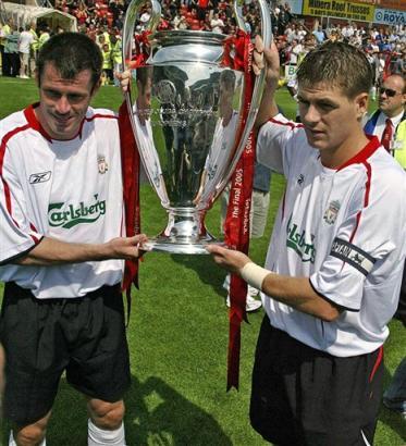 Carragher&Gerrard