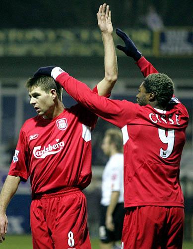 Gerrard&Cisse