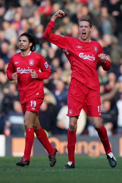 Morientes&Crouch