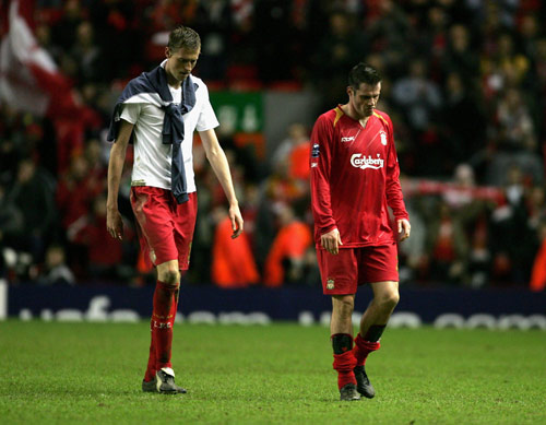 Crouch&Carragher