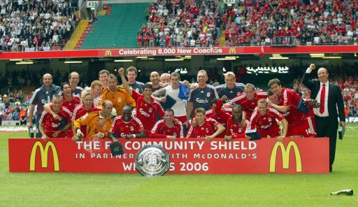 06~07 Community Shield Win