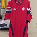拜仁慕尼黑練習服