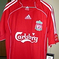 Liverpool 06~08 Home Kit