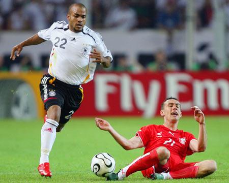 Game 2 vs Poland