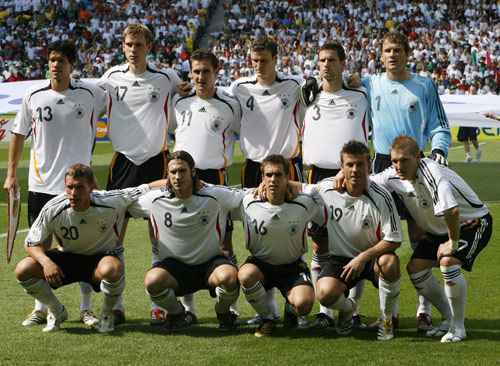 Game 3 vs Ecuador