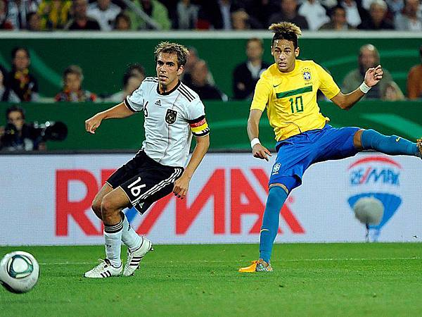 2011 Germany v.s. Brazil