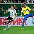 2011 Germany v.s. Brazil