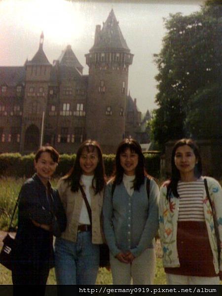 同遊荷蘭古堡