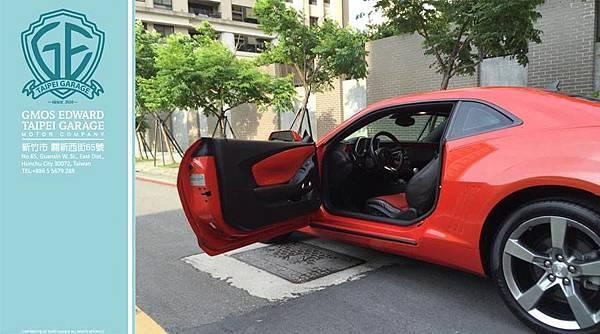 無窗框車門設計更顯俐落時尚感!