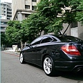 benz c250 coupe