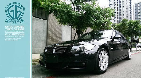 BMW e90 330i M-sport
