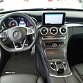 2015 Benz C400 AMG