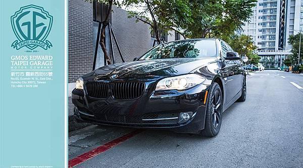BMW 528I 11年