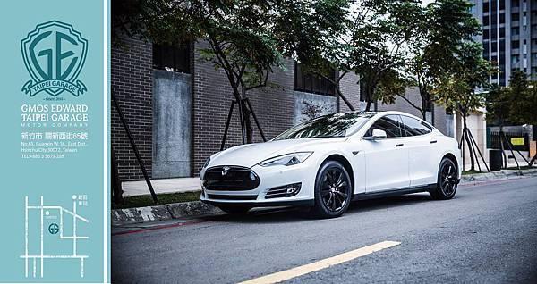 14 年式 Tesla P85