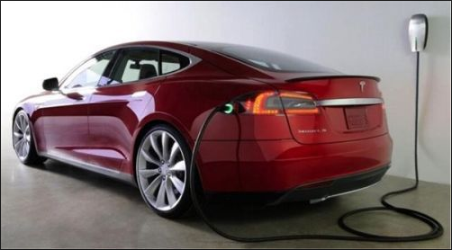 14年式 Tesla P85