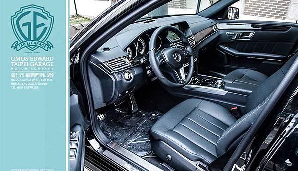 賓士E400 AMG
