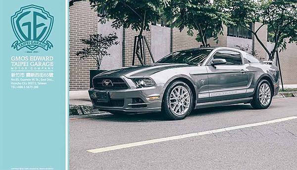 福特野馬重現當年美式肌肉車的粗獷風格,不只美國人喜愛,在其他市場也深獲好評,而臺灣導入的2013年式Ford Mustang,則是北美原廠推出的最新版本,讓臺灣車迷終能享受駕馭歷史最悠久、地位經典的美式跑車。