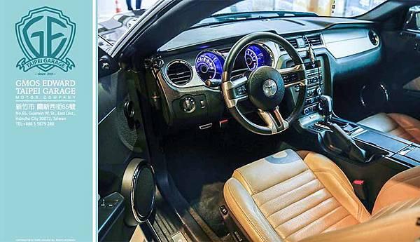 福特野馬為使車主能專注於眼前的道路,Ford Mustang更裝載有TPMS胎壓偵測系統,能即時針對輪胎胎壓過低或過高進行自動監測,預防事故發生並延長輪胎的使用壽命。而高級車必備的定速巡航系統,不僅能幫助行車人減輕長時間行車的疲勞感確保行車安全,也能有效達到油耗精省的目的。
