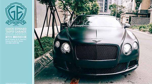 賓利 bentley continental gt