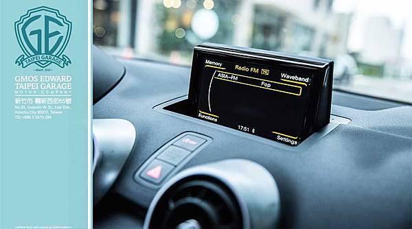 奧迪s1在煞車系統的表現方面亦是可圈可點,縱使碟盤直徑在視覺效果不算搶眼,但足夠的制動性能則是能夠讓人延後煞車時機並放心地將S1 Sportback 拋入彎道之中,這時再搭配適宜的檔位,讓轉數維持在3000轉左右就可依賴quattro四輪傳動系統所帶來的高抓地性完全釋放出炸裂般的加速快感。