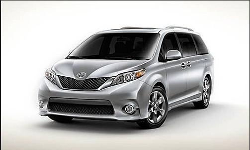 豐田Toyota休旅車sienna