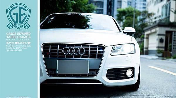 今天GE台北車庫要介紹的是11年式 Audi S5 配備.價格.馬力性能介紹!!台灣總代理極美一手車!!售價135萬 這款11年式 Audi S5也是車主寄賣的,全車原鈑件,原漆!!車主超顧車的,都回台灣奧迪原廠保養喔,重點來了超抵里程。