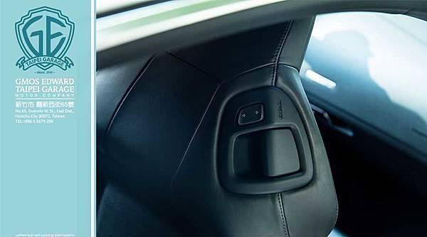 優秀的後座空間是S5的優點,讓它兼具實用性。
