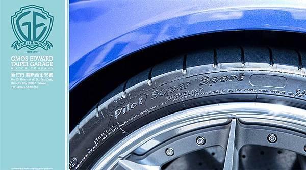 10J Michelin pss 275/30/20 3萬6