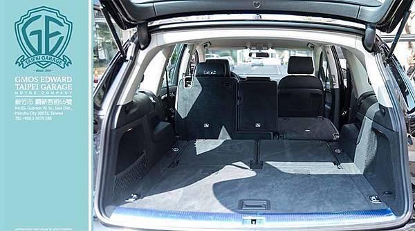 奧迪七人座休旅車Q7 35 TDI quattro SE Lifecycle 車體長度和寬度
