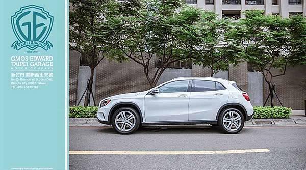 更多賓士GLA250價格.規格介紹請點這裡喔  台灣二手車行情價15年的賓士GLA250價格大約落在175萬至190萬上下喔