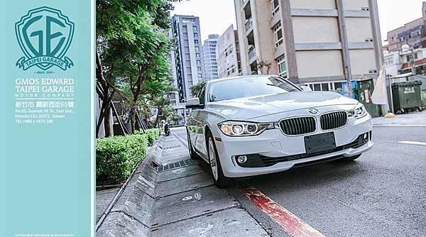 13年 BMW F30 328I 白 #40232 售價138萬  外匯車美規 里程:6萬公里