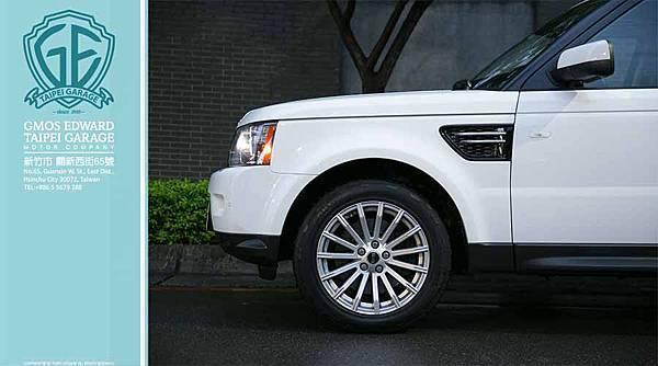 12年式 路虎Range Rover Sport 二手價格.評價.性格規格介紹(結合科技與經典傳統的工藝於一身的王者車款)