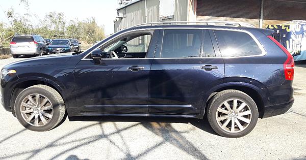 北歐休旅旗艦 Volvo XC90 T6正七人座美規外匯車的價格及性能油耗介紹 好爸爸的小幫手Volvo XC90