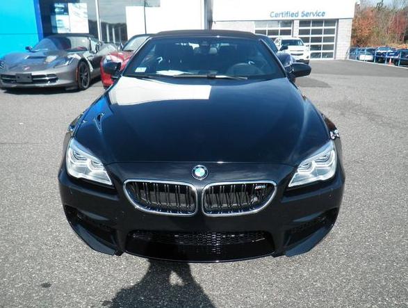 BMW M6敞篷款 F12新車價733萬!15年進口價格只要430萬!!
