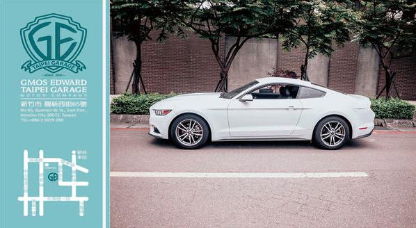 15年 台灣福特野馬(Ford Mustang 2.3 )的一般規格給各位朋友知道!!