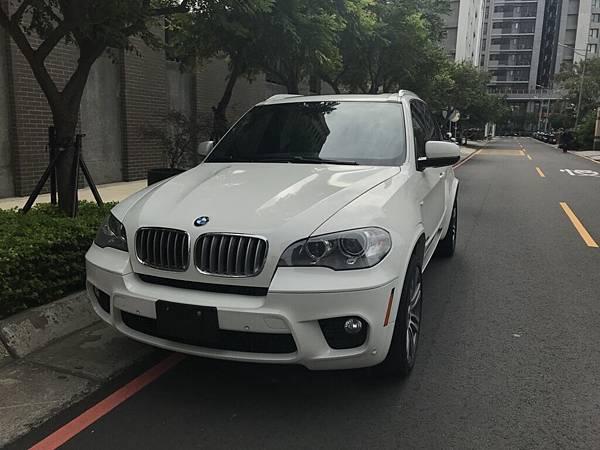 BMW X5 35i MSPORT