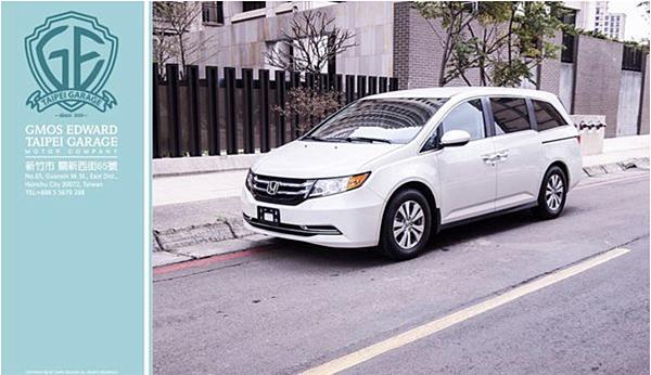 Honda Odyssey 豪華七人座休旅車