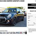 3. 2015 Mini Cooper 4門版,全景天窗、harman:kardon音響、雙區恆溫空調、皮椅、定速,$99萬.png