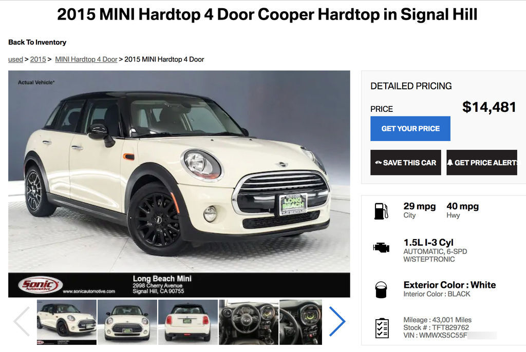 1. 2015 Mini Cooper 4門版,大螢幕、雙區恆溫空調、皮椅、定速,$95萬拷貝.jpg