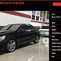 賓士CLA250價格