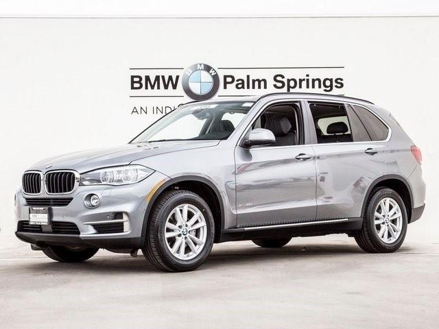 美規外匯車團購車型 15 BMW X5 35ixDrive,車身外銀灰內黑,7人座,里程7.7萬英里,$189萬
