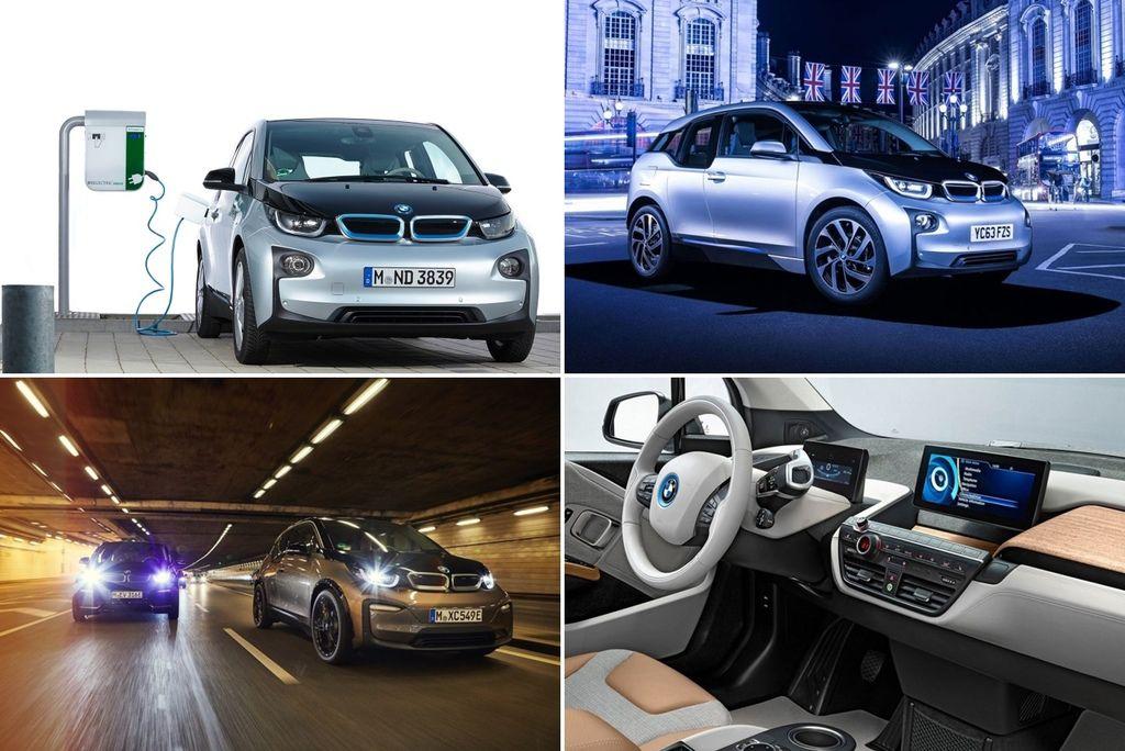BMW i3-BMW i3純電動車續航力在完全充電後估計高達81英里(130-160km)BMW i3 REX 增程版續航力可以伸展範圍到240-300 km